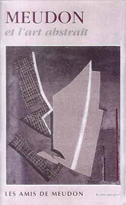 1999-12- Meudon et l'art abstrait N.219 - Pierre Cabanne-couv-250
