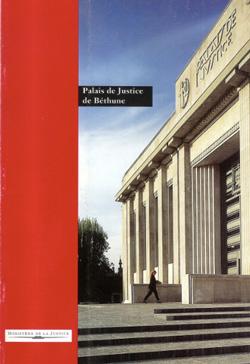 1999- Revue du ministere de la justice-Palais de justice de Bethune-couv-250