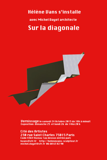 SUR LA DIAGONALE-EXPOSITION
